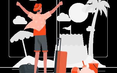 Comment faire pour réussir ses vacances ? 🎯